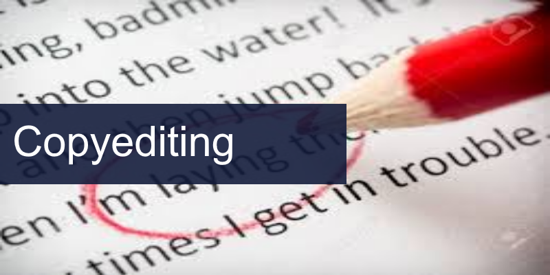 Proofreading and copyediting services offered at Kotolingo
